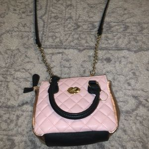 Betsey Johnson Pink Bag !